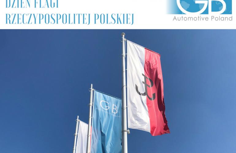 15. Dzień Flagi Rzeczypospolitej Polskiej!